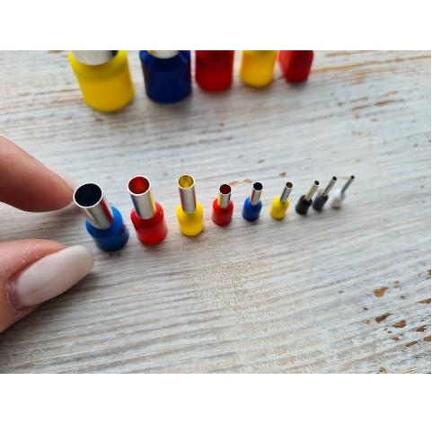 "Set of metal cutters ""Rounds"", 9 pcs., Ø 0.75 mm-4.5 mm"