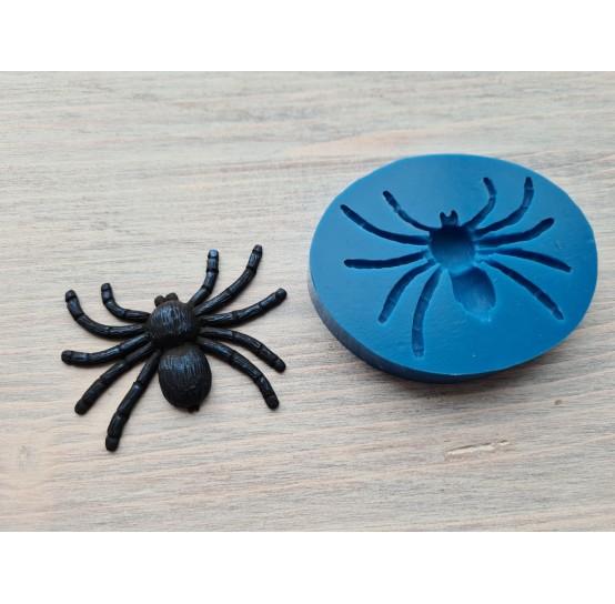 Silicone mold, spider, ~ 4,5*6 cm