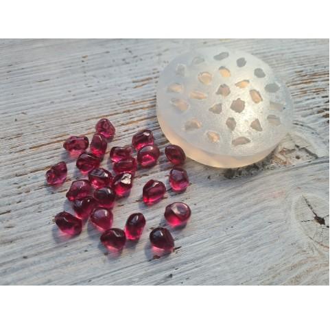 Silicone mold pomegranate, 23 pcs., Ø 1 cm