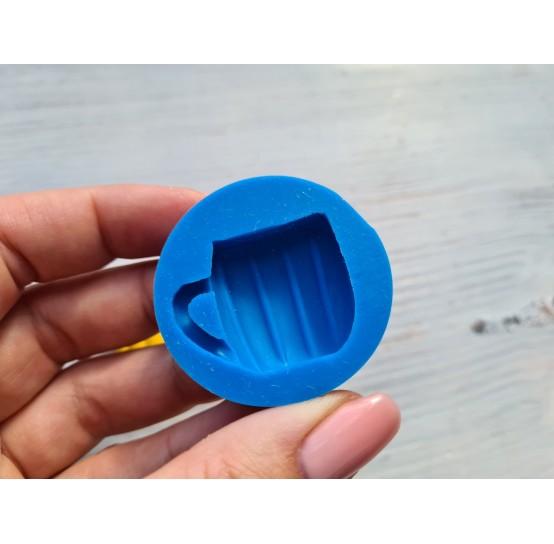 Silicone mold, mug, 3.4cm