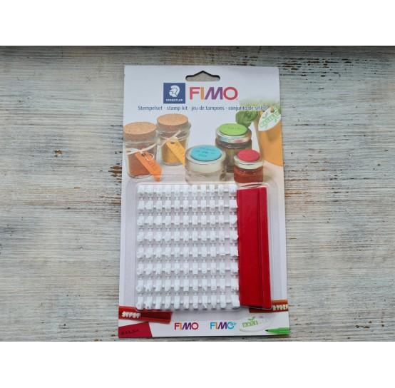 FIMO Alphanumeric stamps, No. 8700 09