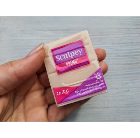 Sculpey Premo Accents oven-bake polymer clay, translucent, Nr. 5310, 57 gr