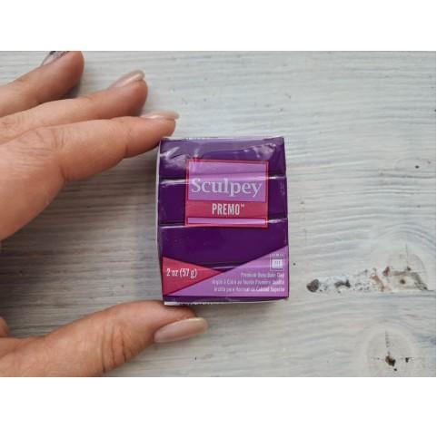Sculpey Premo oven-bake polymer clay, purple, Nr. 5513, 57 gr