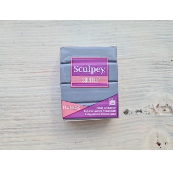 Sculpey Souffle oven-bake polymer clay, bluestone, Nr. 6003, 48 gr