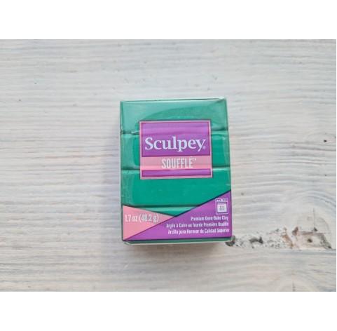 Sculpey Souffle oven-bake polymer clay, jade, Nr. 6323, 48 gr