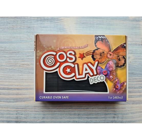 CosClay Deco Black, 453 g (1 lb)