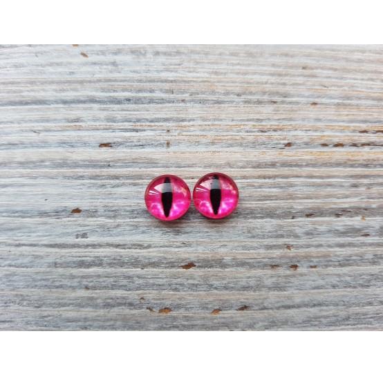 Glass eyes R4, ~ Ø 0.8 cm
