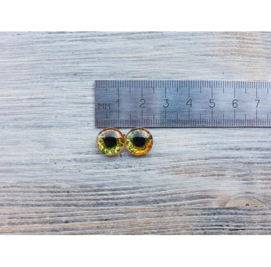 Glass eyes B1, ~ Ø 1.2 cm