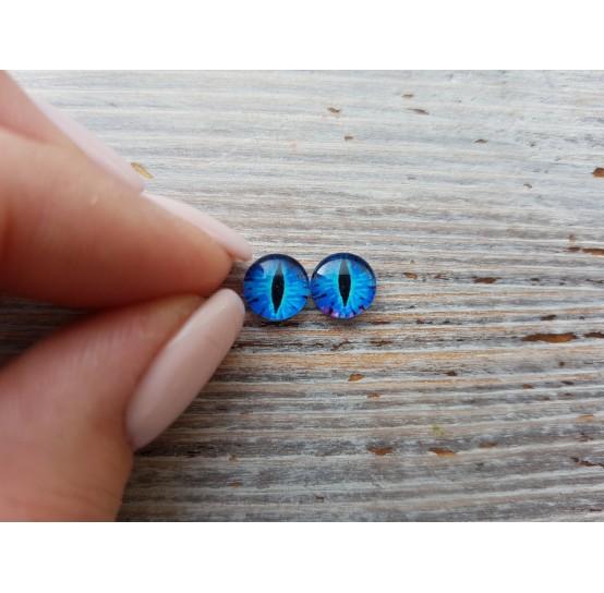 Glass eyes Z1, ~ Ø 0.8 cm