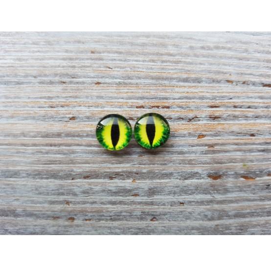 Glass eyes ZA8, ~ Ø 1,2 cm