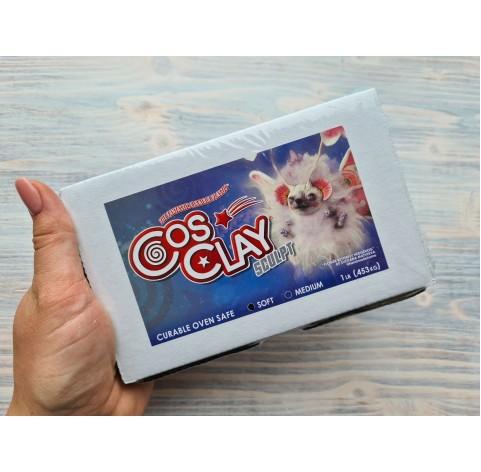 CosClay Sculpt Gray Soft, 453 g (1 lb)