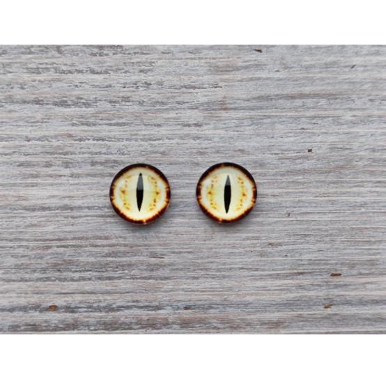 Glass eyes DZ5, ~ Ø 1 cm