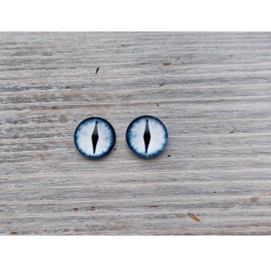 Glass eyes BA2, ~ Ø 1 cm