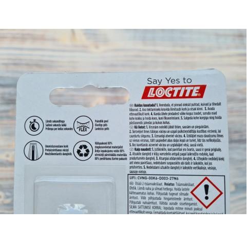 Loctite super glue, Super bond power gel, 4 g