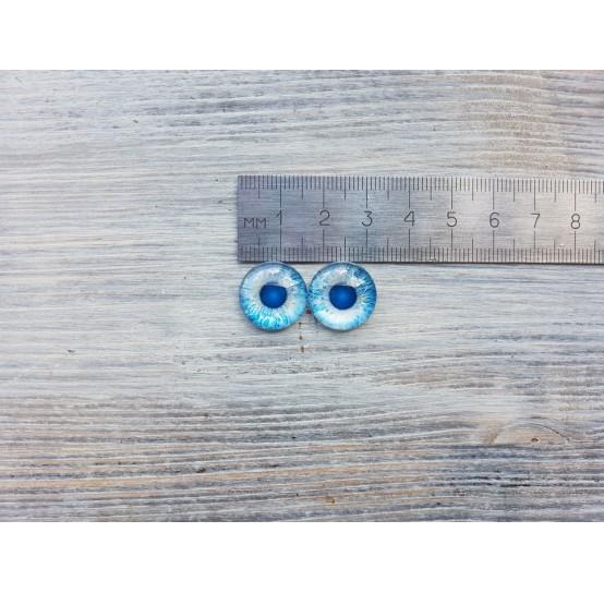Glass eyes Z2, ~ Ø 1.6 cm