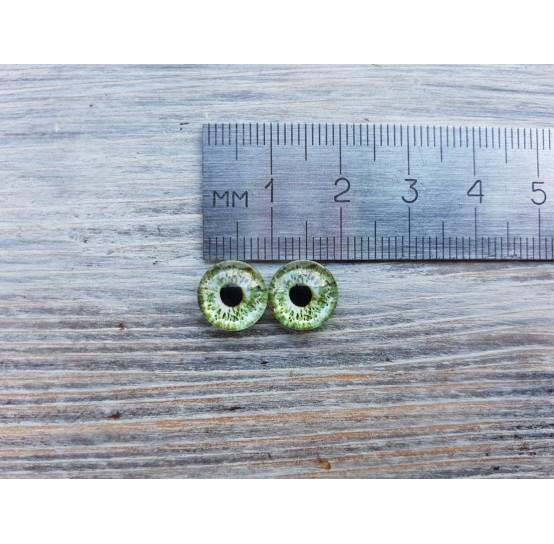 Glass eyes ZA2, ~ Ø 1 cm