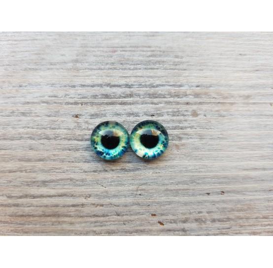 Glass eyes ZA5, ~ Ø 1 cm