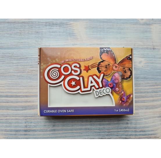 CosClay Deco White, 453 g (1 lb)