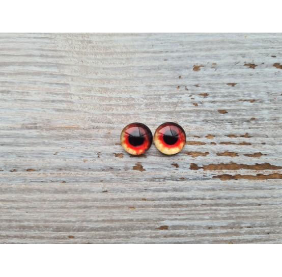 Glass eyes S4, ~ Ø 1 cm