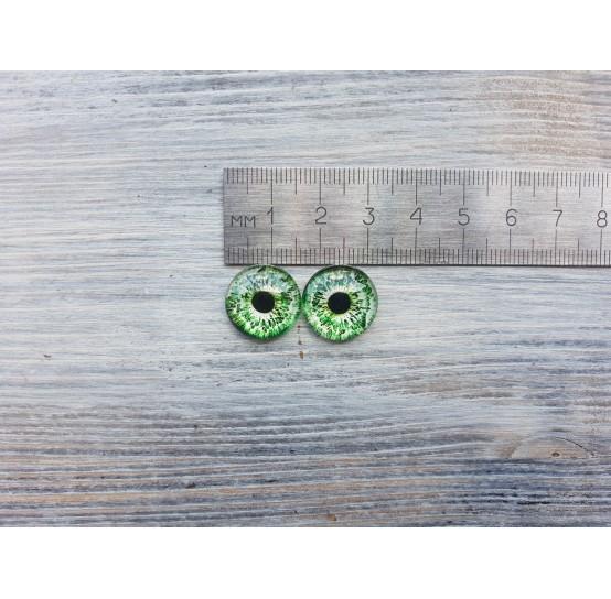 Glass eyes ZA2, ~ Ø 1.6 cm
