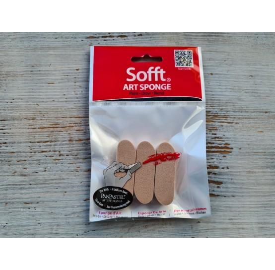 Sofft Art Sponge : Round, 3 psc.