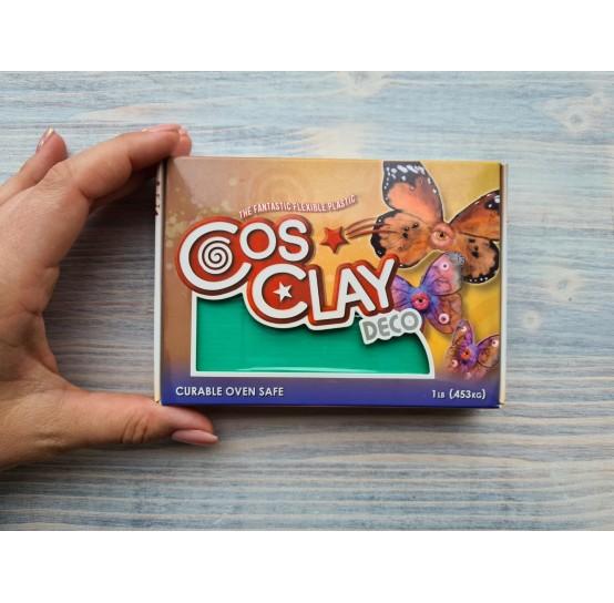 CosClay Deco Green, 453 g (1 lb)