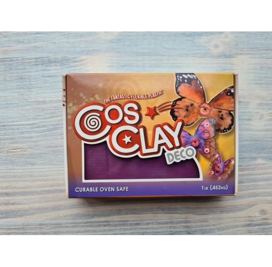 CosClay Deco Violet, 453 g (1 lb)