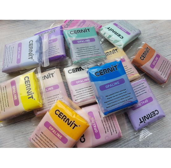 Cernit Opaline polymer clay (15)