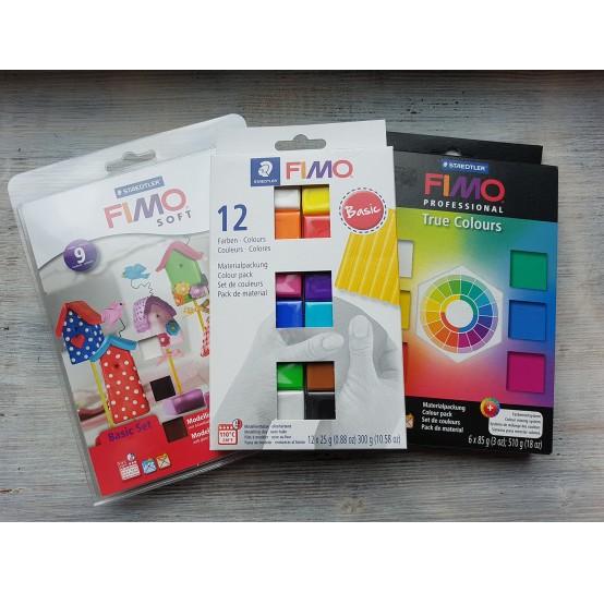FIMO polymer clay kits