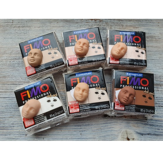 FIMO Professional Doll Art polymer clay (12)