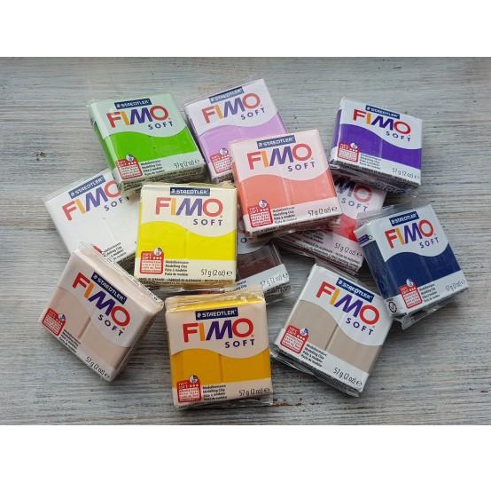 Fimo Soft polymer clay