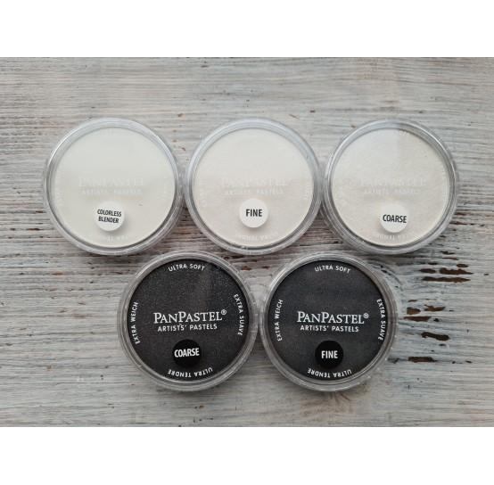 PanPastel mediums 9ml pans (5)