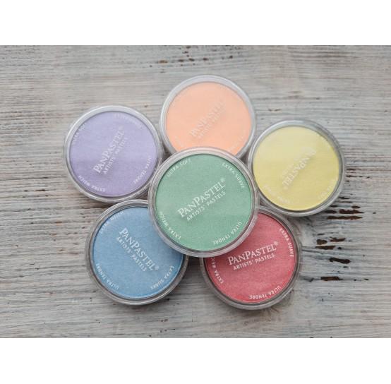 PanPastel pearlescent colors 9ml pans (6)