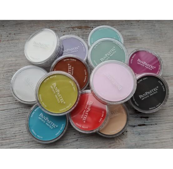 PanPastel basic colors 9ml pans (80)