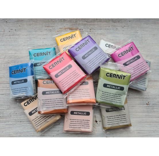 Cernit Metallic polymer clay (21)
