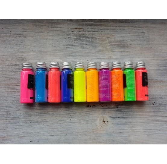 Neon pigments (9)