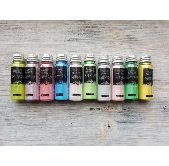 Pastel color pigments (11)