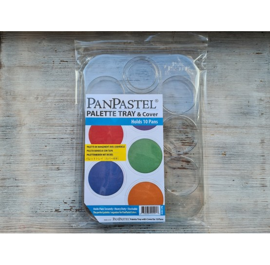 PanPastel Tray Palette for 10 colors