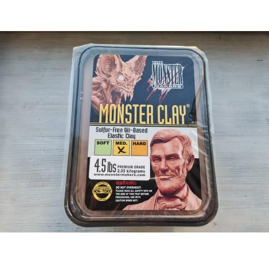 Monster Clay polymer clay, medium, 2.05 kg