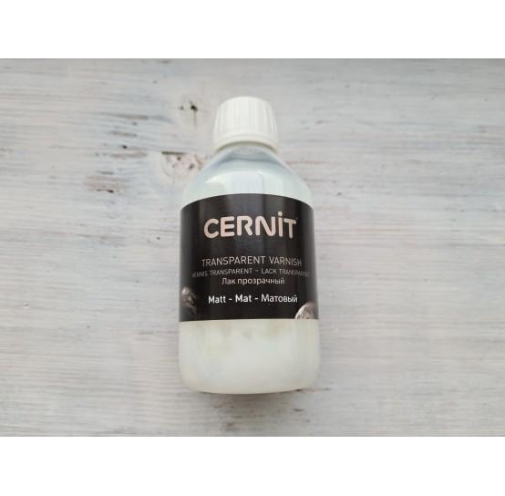 Cernit, varnish matt, 250 ml