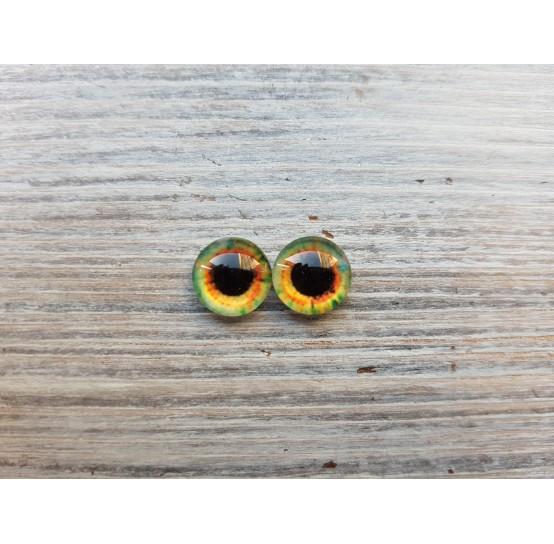 Glass eyes DZ2, ~ Ø 1 cm