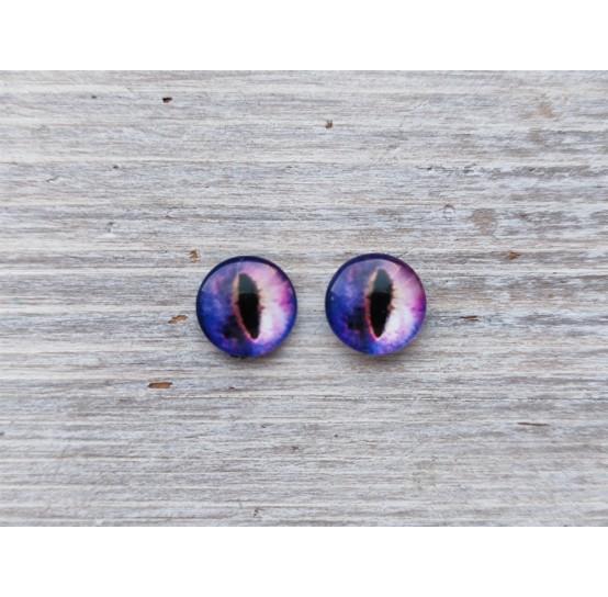 Glass eyes V3, ~ Ø 1,2 cm