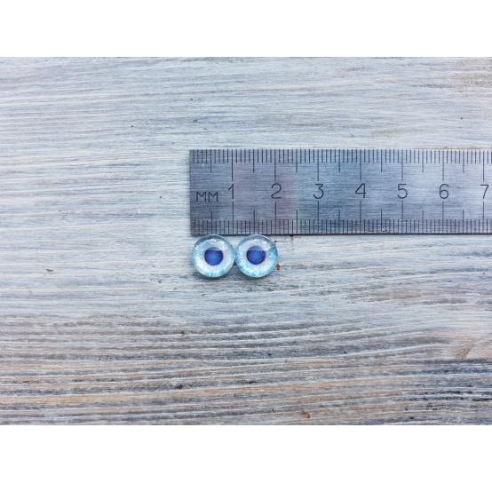 Glass eyes Z2, ~ Ø 1 cm