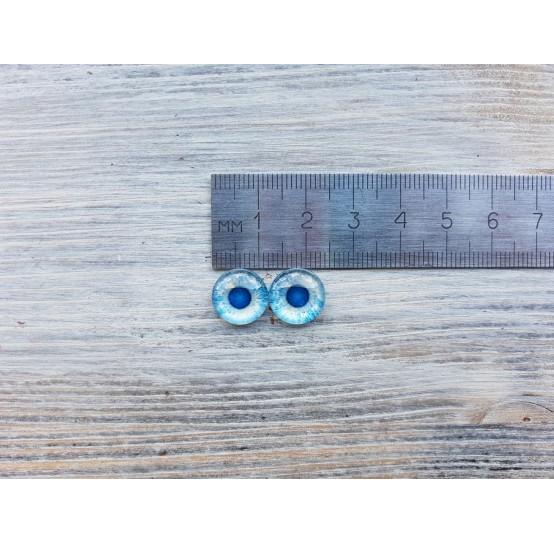 Glass eyes Z2, ~ Ø 1.2 cm