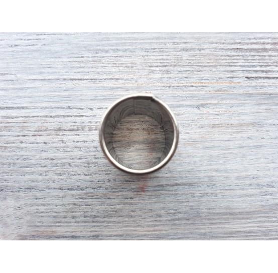 Metal cutter Circle, Ø 2 cm