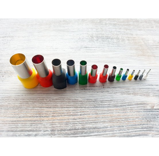 "Set of metal cutters ""Rounds"", 14 pcs., Ø 0.75 mm-1.4 cm"