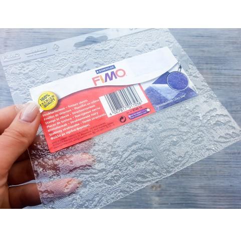 FIMO texture sheets, Lace trim