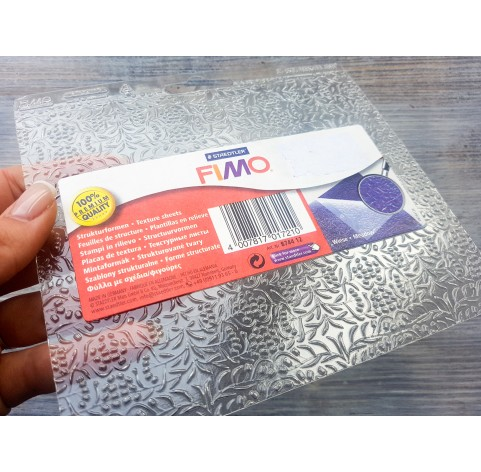 FIMO texture sheets, Meadow