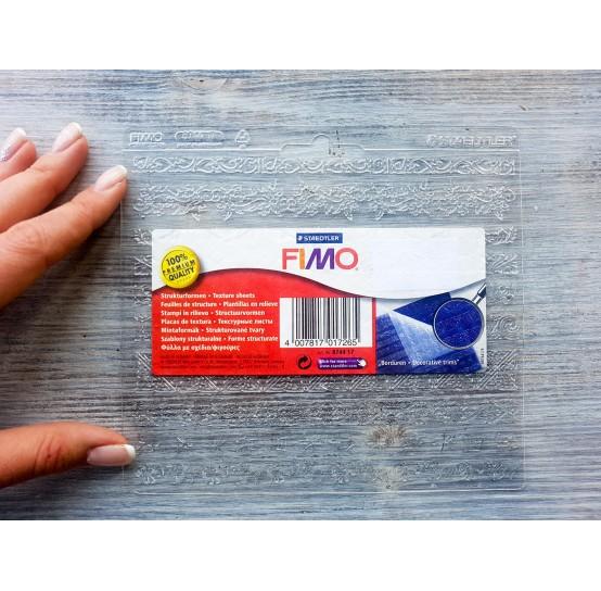 FIMO texture sheets, Decorative trim