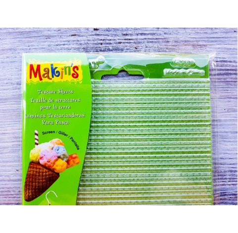 Makin's texture sheets, Set B, 11.5*17.7 cm